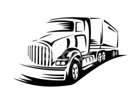 Truck,Ilustration,Deliverin...