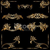 filigree,Floral Pattern,Dec...