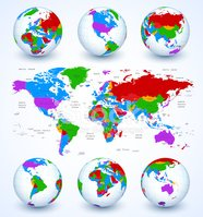Cartography,Map,countries,O...