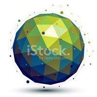 Abstract,Sphere,Technology,...