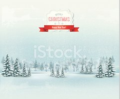 Snowing,Christmas,Vector,Fo...