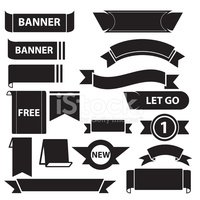 Symbol,Placard,Black And Wh...
