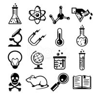 Symbol,Biology,Science,Atom...