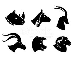 Icon Set,Symbol,Horse,Compu...