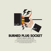 Outlet,Flame,Vector,Ilustra...