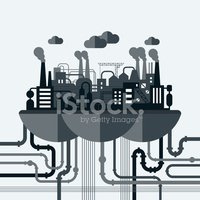 Factory,Ilustration,Vector,...