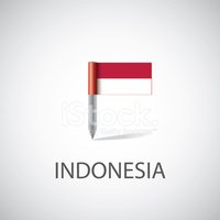 Indonesia,Campaign Button,W...