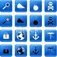 Interface Icons,Caduceus,B...
