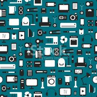 Group of Objects,Internet,C...