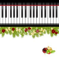 Christmas,Piano,Music,New Y...