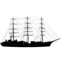 Sailboat,Old-fashioned,Obso...