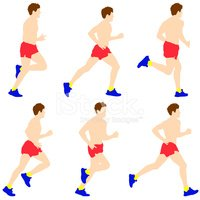Group Of People,Exercising,...