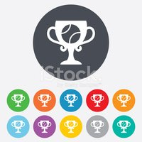 Playing,Cup,Award,Sign,Equi...