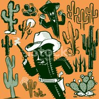 Cactus,Wild West,Southwest ...