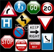 Sign,Stop,Go - Single Word,...