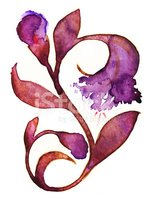Watercolor Painting,Painted...