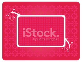 Pink Color,Greeting Card,De...