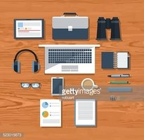 Glasses,Clip,Notepad,Concep...
