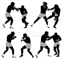 Combat Sport,Fighting Stanc...