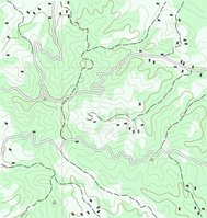 Cartography,Topographic Map...
