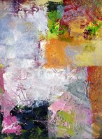 Layered,Oil Painting,Textur...