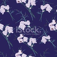 Blooming,Navy Blue,Plant,Pr...