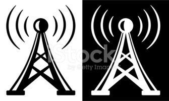 Communications Tower,Sign,C...