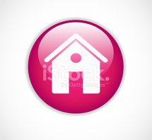 Computer Icon,House,Home Inte…