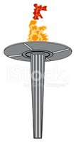 Sport Torch,Winter Olympic ...