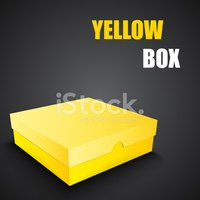 Cardboard,Packaging,Yellow,...
