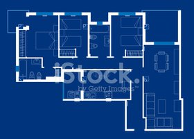 Blueprint,House,Plan,Home I...