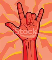 Human Hand,Rock and Roll,Ca...