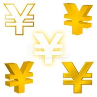 Yen Sign,Japanese Currency,...