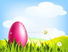 Easter,Vector,Animated Cart...