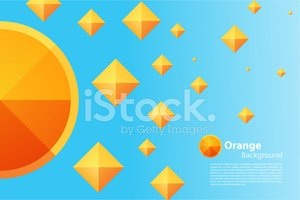 Orange Color,Backgrounds,Ve...