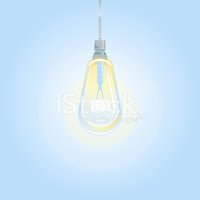 Ideas,Light Bulb,Lighting E...