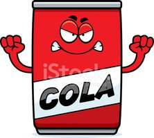 Cola,Clip Art,Frowning,Comp...