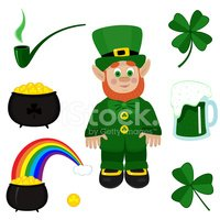 Leprechaun,Day,patrick,Smok...