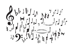Musical Note,Music,Jazz,Tre...