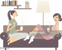 People,Sofa,Discussion,Life...