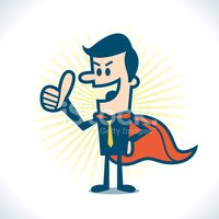 Ilustration,Male,Thumbs Up,...