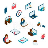 Isometric,E-Mail,Currency,I...