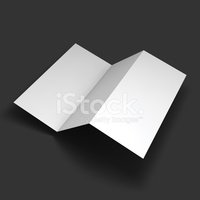 trifold,Greeting Card,Isola...
