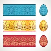 Easter,Textured,Holiday,Cel...