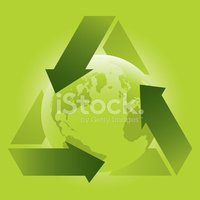 Triangle,Recycling Symbol,R...