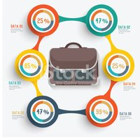 Button,Infographic,Vector,C...
