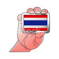 Red,Thai Flag,Blue,Country ...