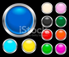 Smooth Shiny Buttons