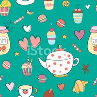 Cute,Decoration,Cupcake,Cup...