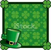 St. Patrick's Day,Clover,Fo...